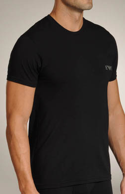 Emporio Armani Soft Cotton Crewneck Tee