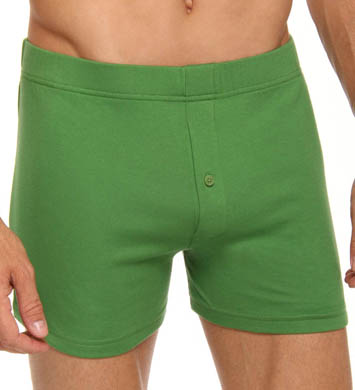 Emporio Armani Pima Rib Stretch Cotton Boxer