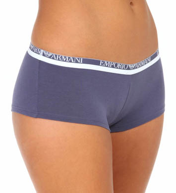 Emporio Armani Everyday Stretch Cotton Culotte Panty