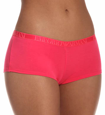 Emporio Armani Stretch Cotton Culotte Panty