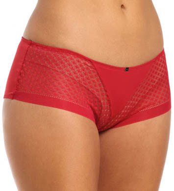 Emporio Armani Christmas Secret Lace and Micro Culotte Panty
