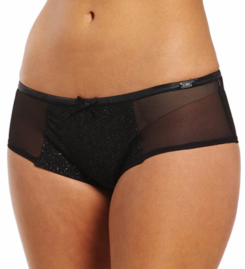 Emporio Armani Lurex Lace Luxury Cheeky Panty