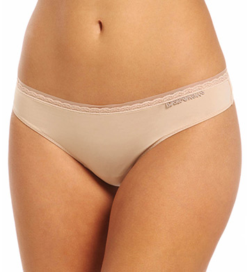 Emporio Armani Sophisticated Microfiber Thong