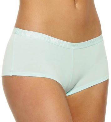 Emporio Armani Everyday Stretch Cotton Logo Culotte Panty