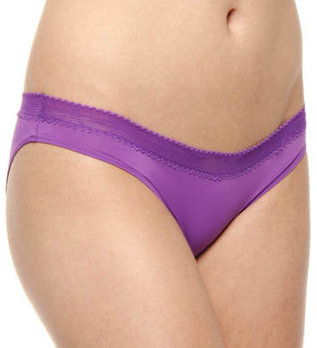 Emporio Armani Basically Micro with Crochet Brief Panty