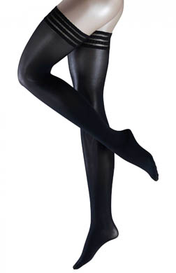 Falke Semi-opaque Matte Stay-up Thigh-Highs