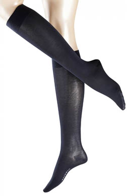 Falke Cotton Touch Knee High Socks