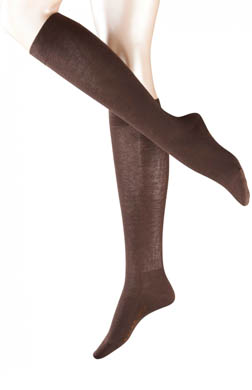 Falke Family Cotton Knee High Socks