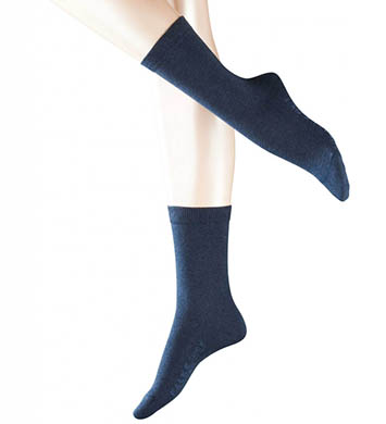 Falke Stretch Cotton Crew Socks
