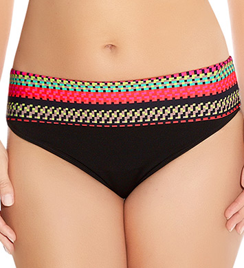 Fantasie Paphos Classic Fold Brief Swim Bottom