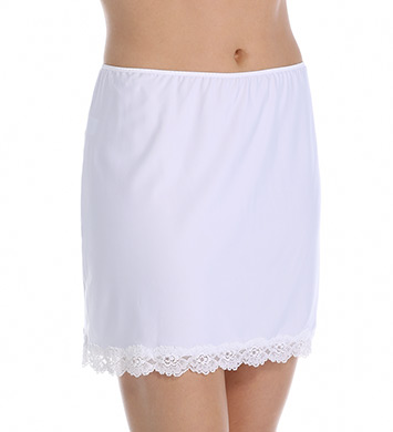 Farr West 17 Inch Half Slip With Lace