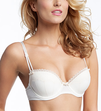 Felina Marielle Demi Push Up Seamless Padded Bra