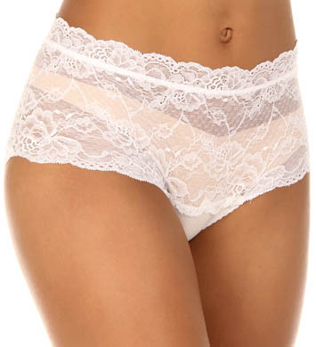 Fleur't Secret Drawer Lace Retro Brief Panty