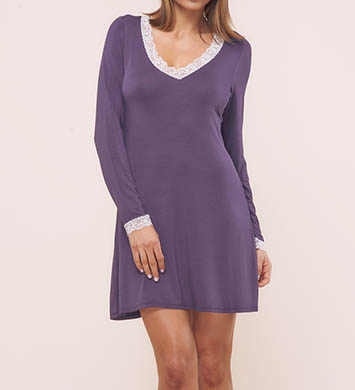 Fleur't In the Mood Long Sleeve Sleepshirt