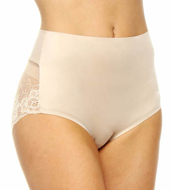 Flexees Comfort Devotion Lacey Brief Panty