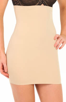 Flexees Comfort Devotion Hi Waist Slip with Attached Panty