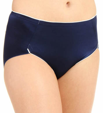 Flexees Decadence Tailored Hi-Cut Brief Panty