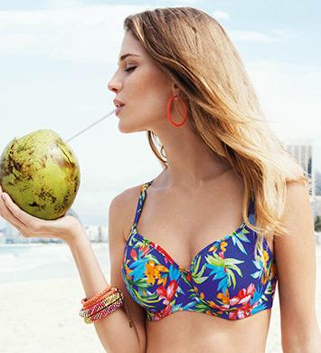 Freya Acapulco Underwire Padded Bikini Swim Top