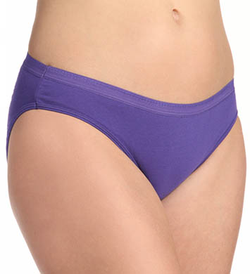 Fruit Of The Loom Ladies Cotton Bikini Panty - 3 Pack