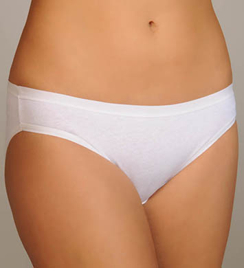 Fruit Of The Loom Ladies Cotton Stretch Bikini Panty - 3 Pack