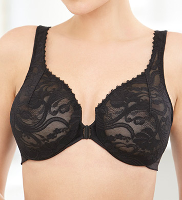Glamorise Wonderwire Front Close Bra