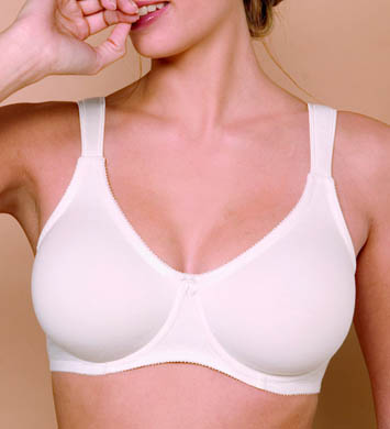 Grenier Extreme Comfort Cotton Full Figure Underwire Bra