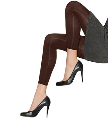 Hanes Silk Reflections Comfort Stretch Control Legging