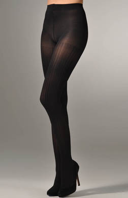 Hanes Vertical Texture Control Top Tights