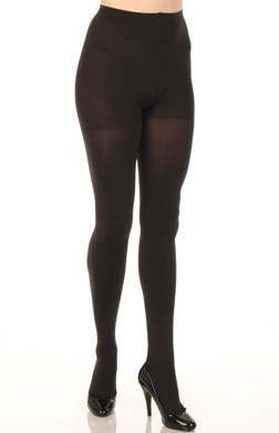 Hanes Silk Reflections Blackout Boot Liner Tights