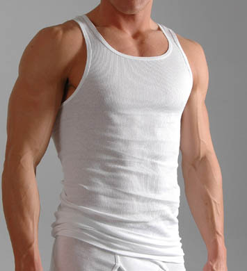 Hanes Big Mens Athletic Tank Top - 3 Pack