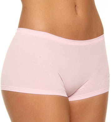 Hanes Body Creations Seamless Boyshort Panties - 3 Pack