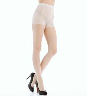 Hanes Silk Reflections Control Top Sandalfoot Tights
