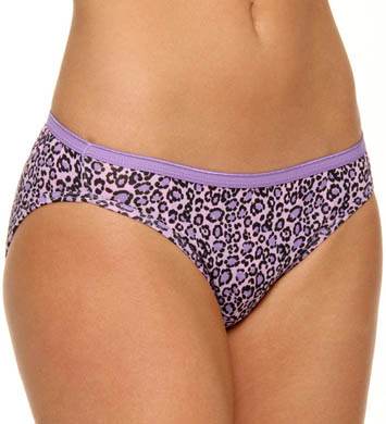 Hanes Cotton Bikini Panties - 3 Pack