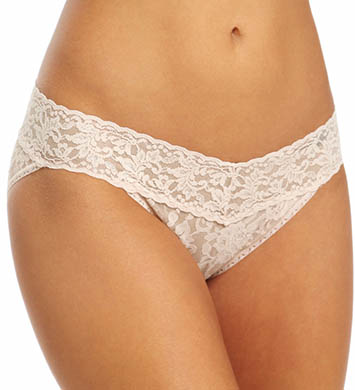 Hanky Panky Signature Lace V-kini Panties - 2 Pack
