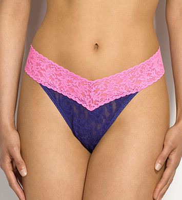 Hanky Panky Color Play Original Rise Thong