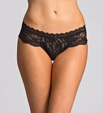 Hanky Panky Swan Lace Brazilian Bikini Panty