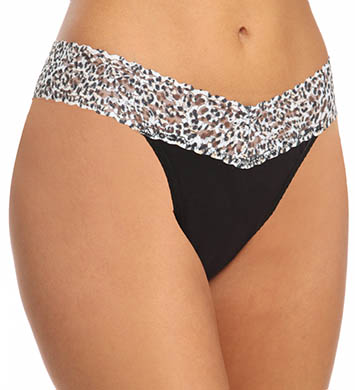 Hanky Panky Jaguar Cotton with a Conscience Original Thong
