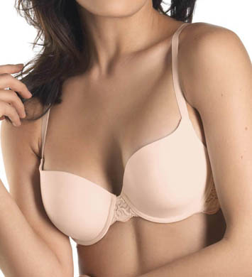 Hanro Luxury Moments Padded Underwire Bra