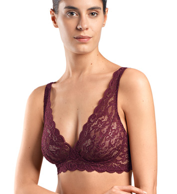 Hanro Luxury Moments All Lace Soft Cup Bra