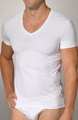 Hanro Micro Touch Short Sleeve Tee