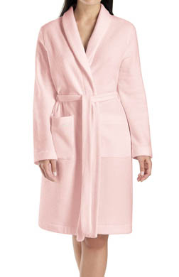 Hanro Plush Wrap Robe