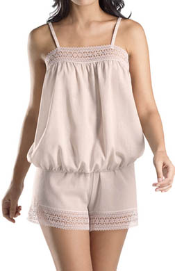 Hanro Mia Short Pajama