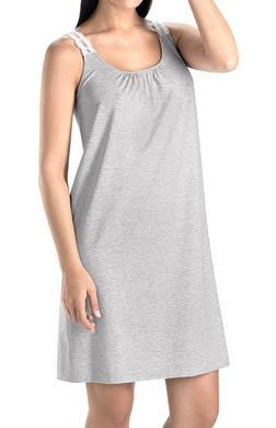 Hanro Liz Lace Straps Tank Gown