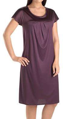 Hanro Sophia Short Sleeve Gown