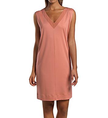 Hanro Nuria Cotton Silk Tank Gown
