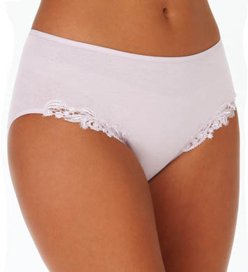 Hanro Julie Lace Trim Full Brief Panty