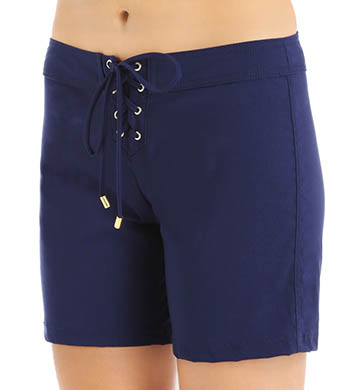 Helen Jon 7 Inch Lace-Up Board Short