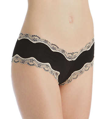 honeydew Micro Fiber Cross-Dye Boyshort Panty