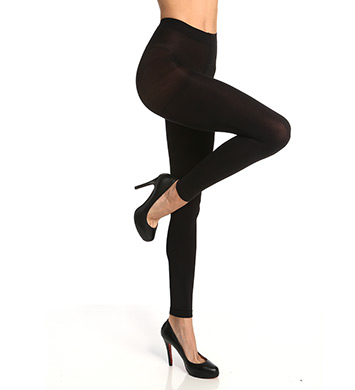 Hue Super Opaque Footless Tight