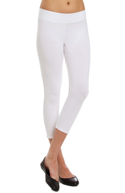 Hue Ultra Capri with Wide Waistband